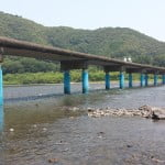 四萬十川沉下橋