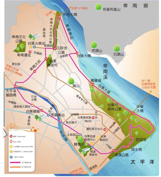 台東鐵馬道