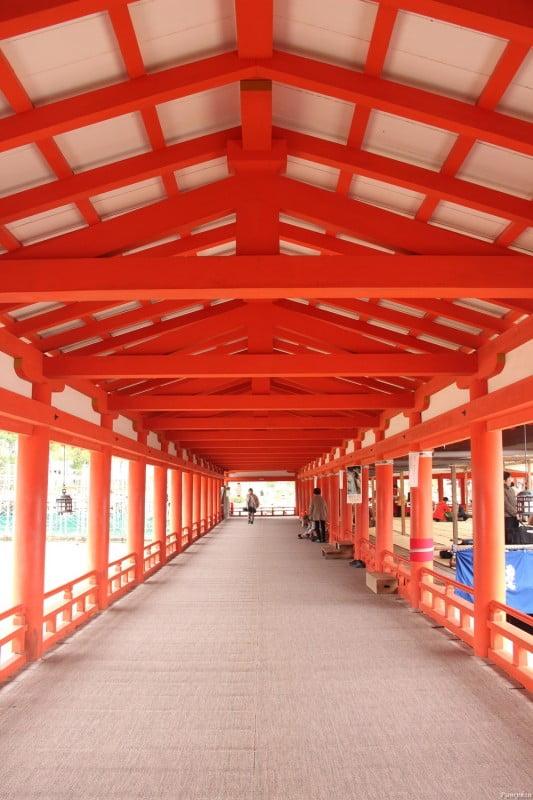 日本宮島嚴島神社