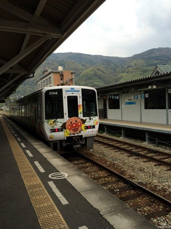 麵包超人列車