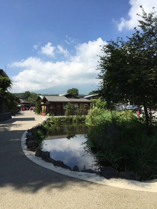 忍野八海 - 濁池