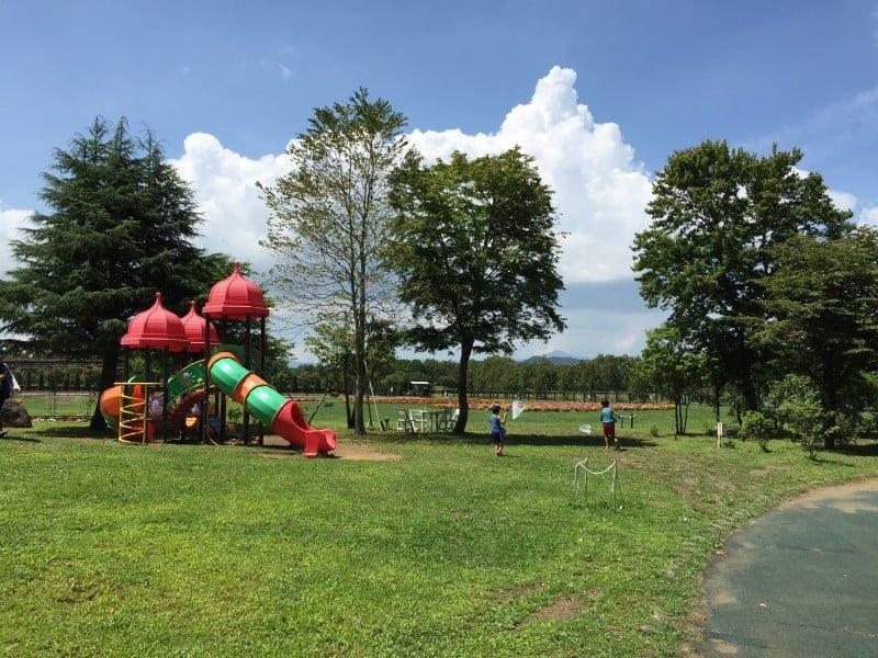 花之都公園 - 有料場