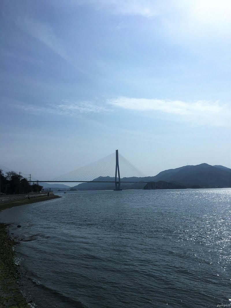 Pumpkinland日本瀨戶內島波海道單車之旅(下)