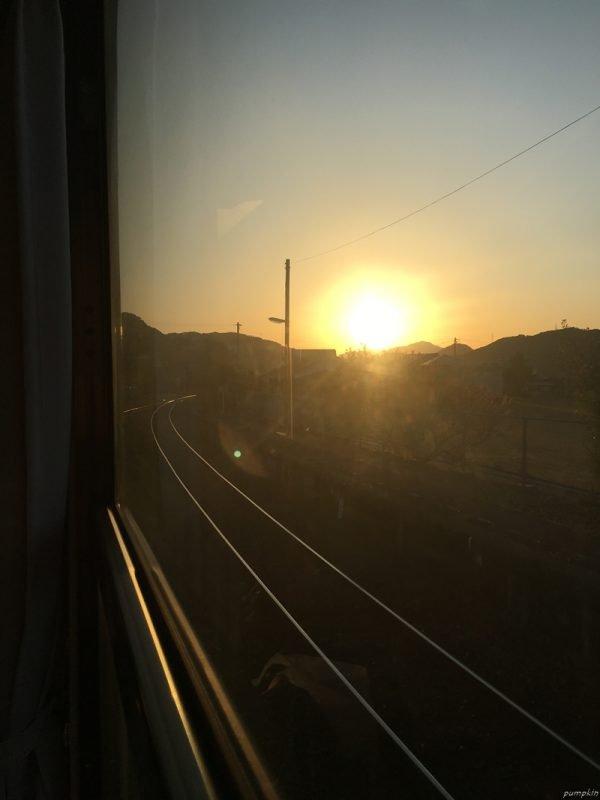 予士線往江川崎