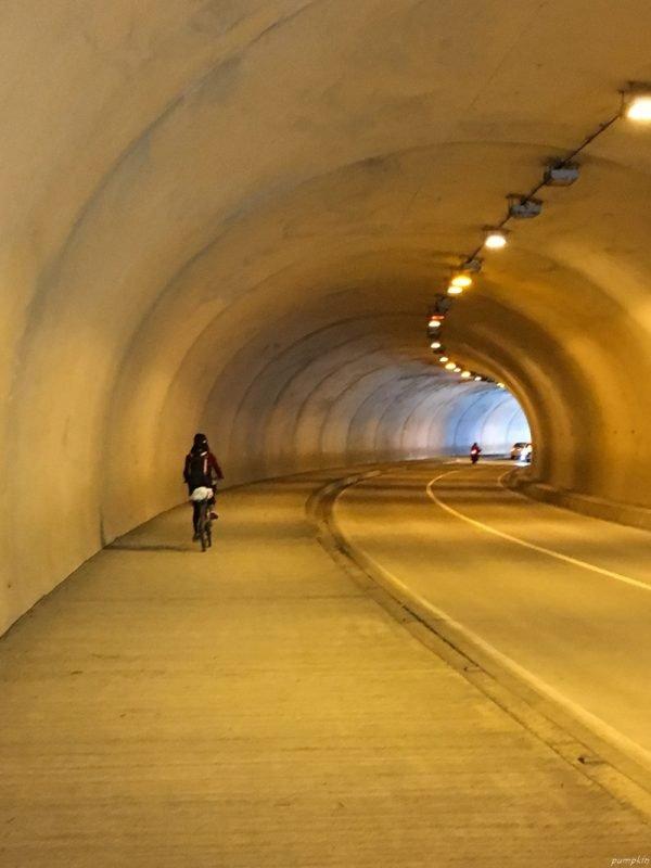四萬十川 - 鵜之江隧道