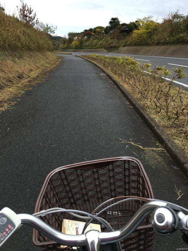 西大山踏單車之旅開始