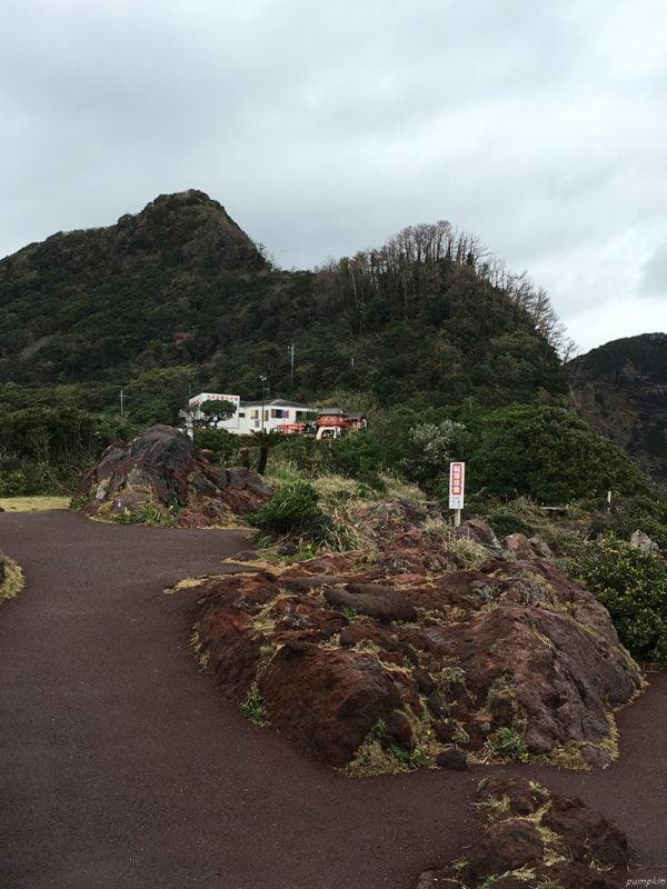 在山中的龍宮神社