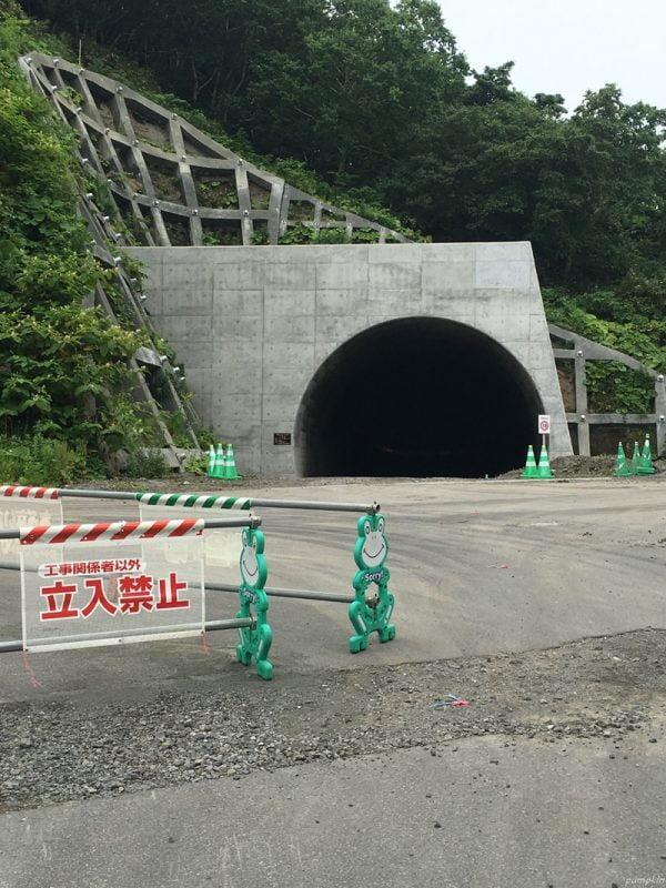 建議中的新桃岩隧道
