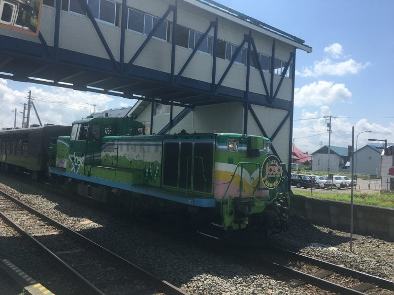 薰衣草列車