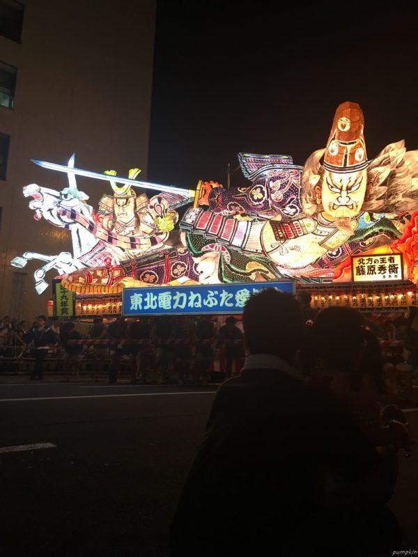青森睡魔祭
