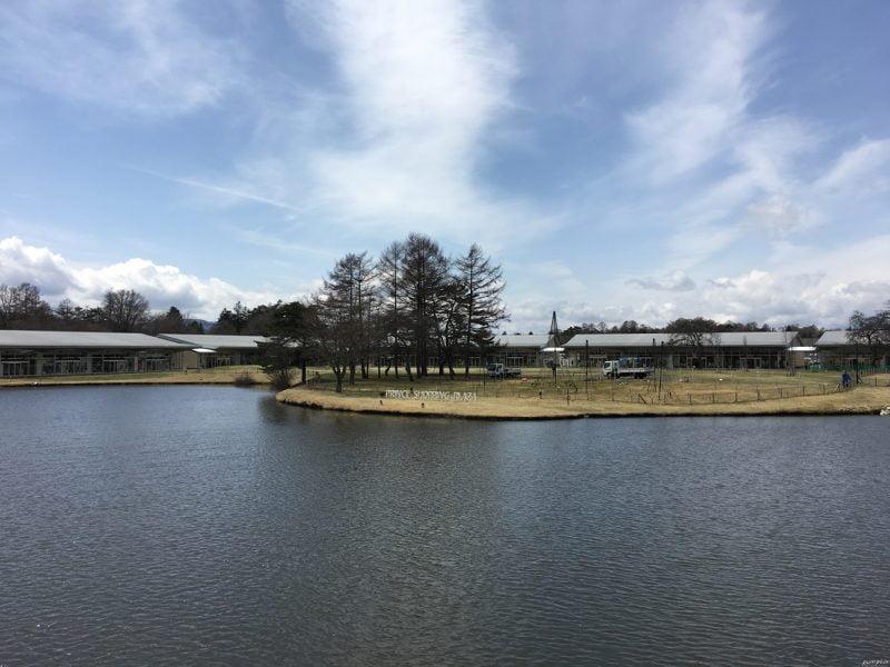 輕井澤皇子Outlet