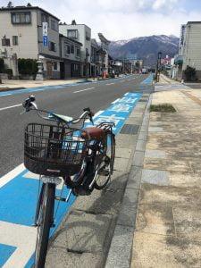 穗高單車遊