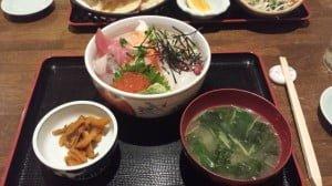 海鮮丼 Y980