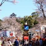 犬山城犬山祭