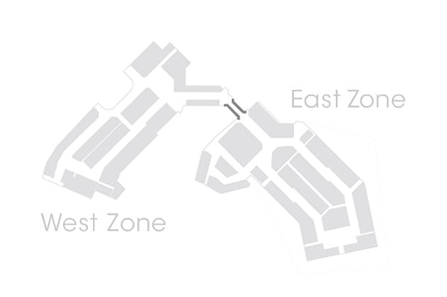 御殿場Outlets平面圖