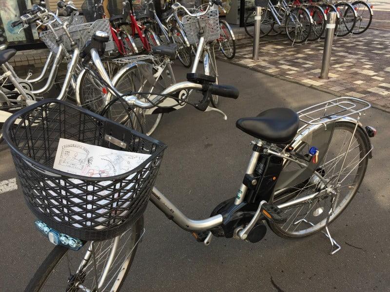 松浦電動單車