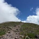 北道道層雲峽