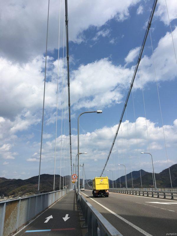 瀨戶內島波海道 - 來島海峽大橋