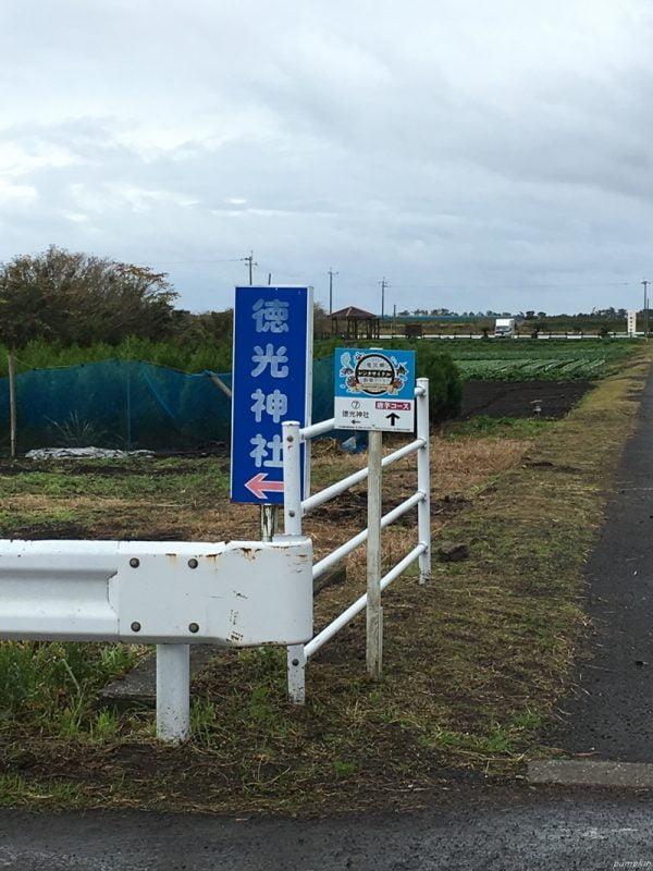 西大山踏單車之旅 - 沿路清楚指示