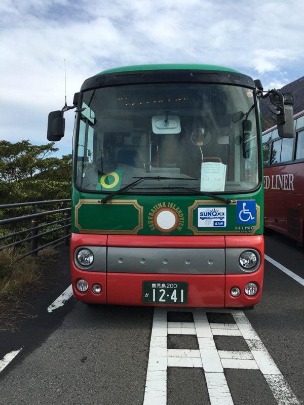 櫻島Island View觀光巴士
