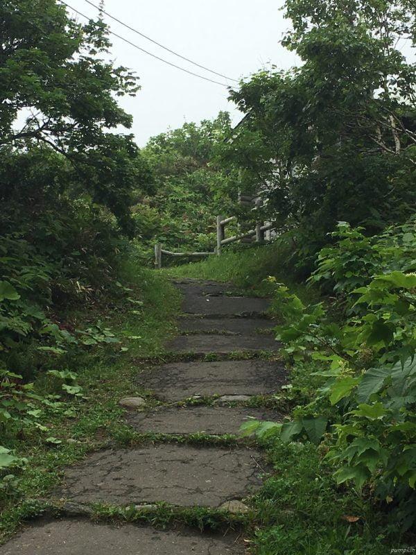 桃岩登山步道