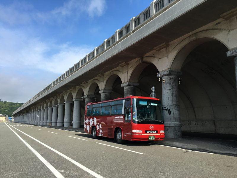 北海道遺産・北防波堤ドーム