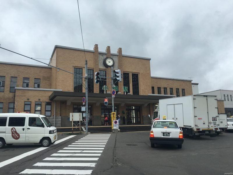 小樽JR站