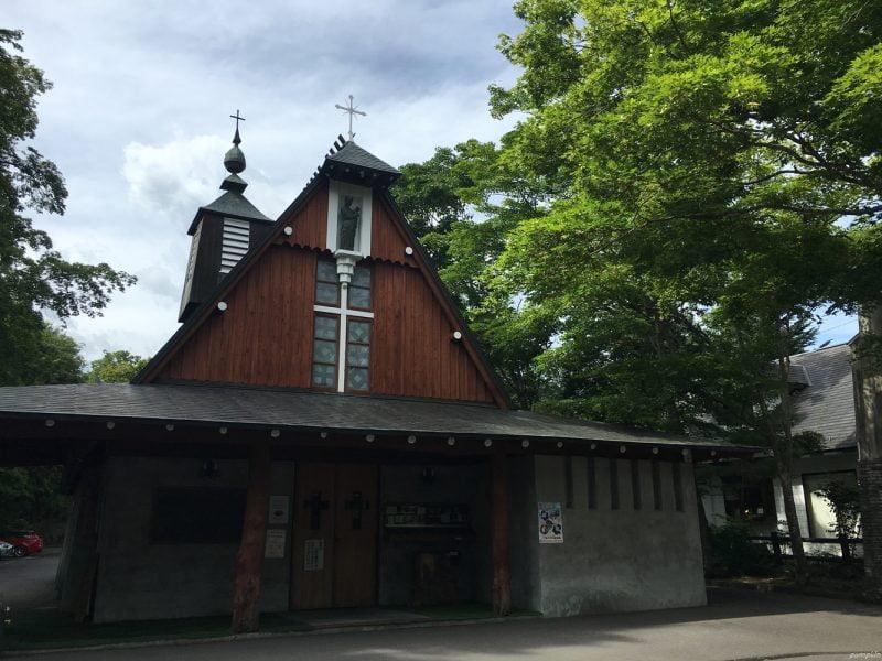 輕井澤聖保羅基督教會