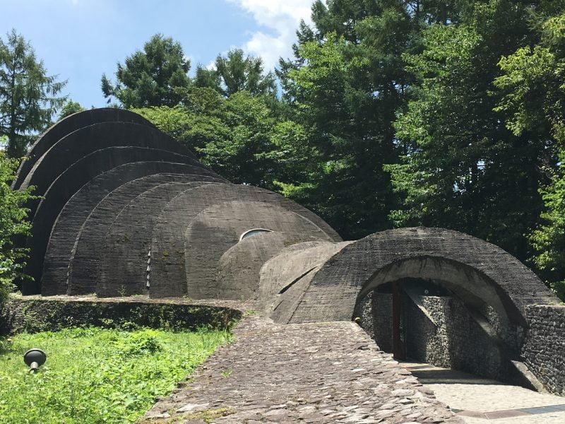 輕井澤Stone Church