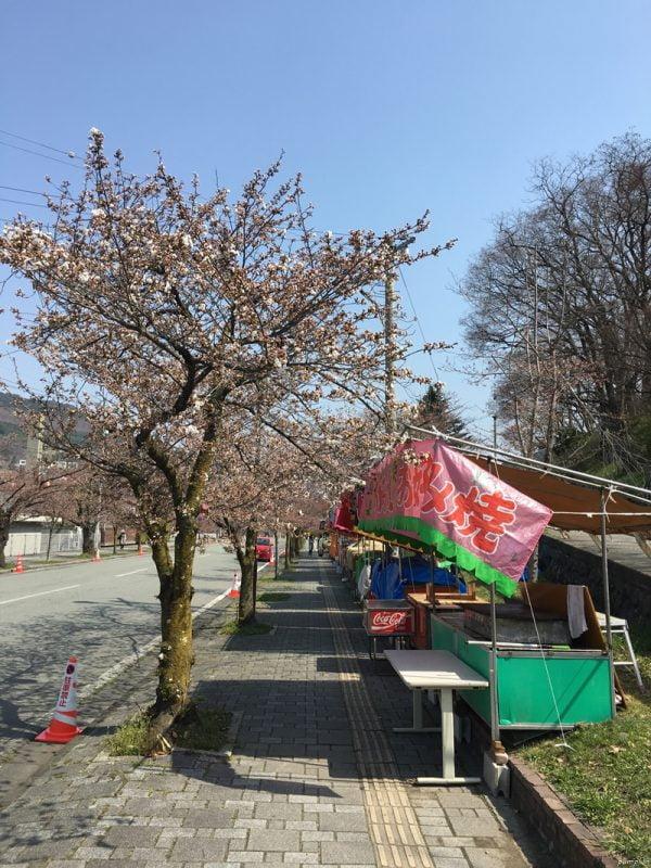 長野城山公園